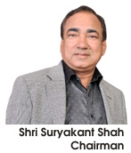 Shri Suryakant Shah | Founder & Chairman Ambe Group of Schools