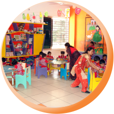 Kindergarten Section - Ambe Group of Schools